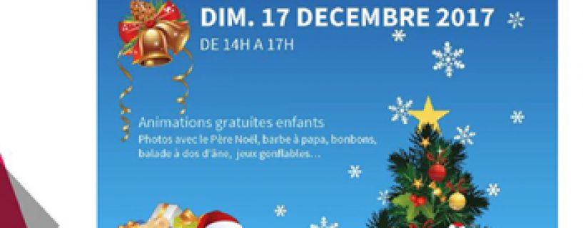 Participation aux festivités de Noël du quartier de la Naspe