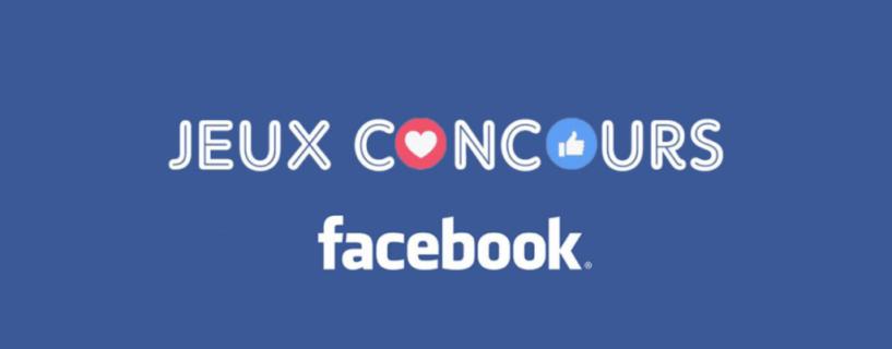 Jeu concours spécial facebook !