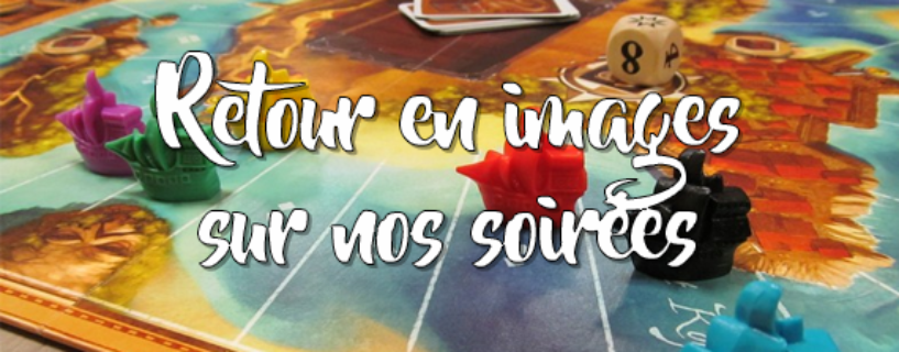Soirée jeux – 03 Mars 2020